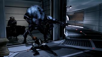 u hook up met Kelly in Mass Effect 2