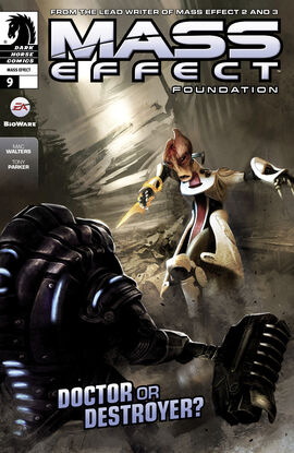 Foundation 9 Cover