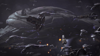 Geth Dreadnought