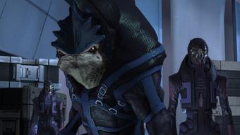 Citadel - jax n bodyguards