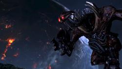 Menae - menacing brute