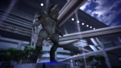 Krogan Monument