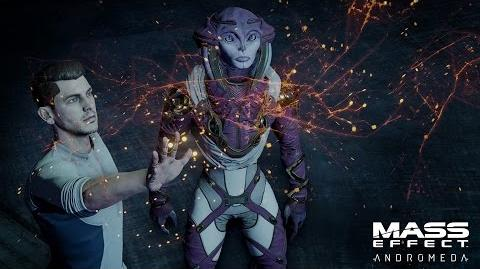 MASS EFFECT ANDROMEDA Exploration & Discovery Official Gameplay Series - Part 3