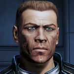 ME3 Captain Bailey