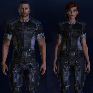Crew Outfit <small>(Standard)</small>