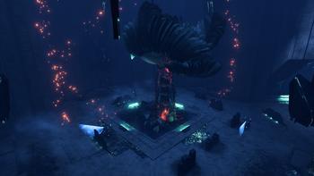 Taming A Desert Mass Effect Wiki Fandom Powered By Wikia