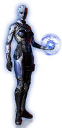 ME3 DLC З попілу Вигляд Ліари