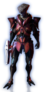 ME3 Javik Basic Outfit
