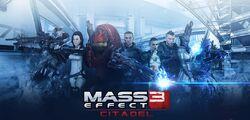 Mass Effect 3 Citadelle