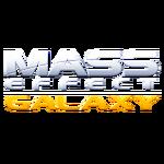 Mass Effect Galaxy Logo