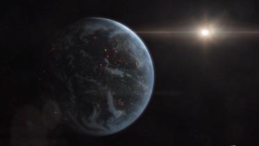 Горящяя Земля