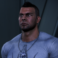 James Vega Character Box