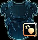 MEA Fusion Mod of Shielding