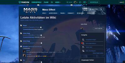 Demo Wiki Background