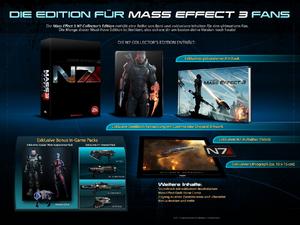 N7 Collector's Edition - Inhalt