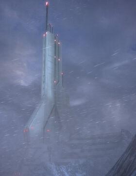 Noveria - Peak 15 complex