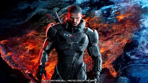 Mass Effect 3 Official Launch Trailer Music Song Two Steps From Hell - Protectors Of The Earth
