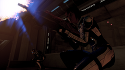 Dossier: Archangel | Mass Effect Wiki | FANDOM powered by Wikia