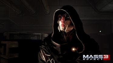 ME3 DLC Омега 3