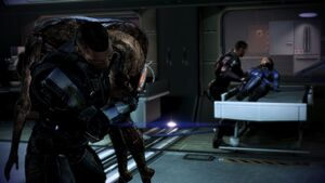 MassEffect3 Krankenstation Normandy