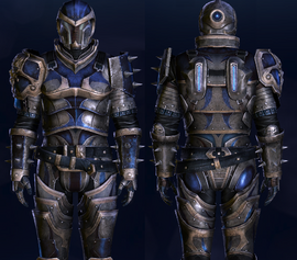 ME3 Reckoner Knight Armor