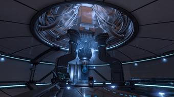 Habitation Deck - SAM Node