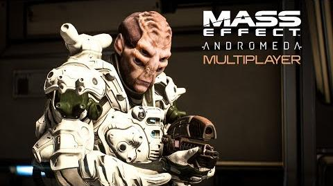 MASS EFFECT™ ANDROMEDA Multiplayer Be the Batarian Scrapper