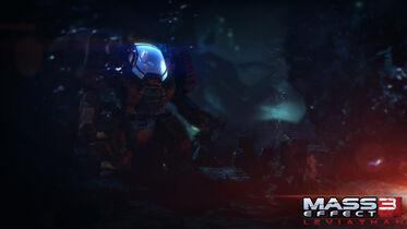 ME3 DLC Левиафан 1