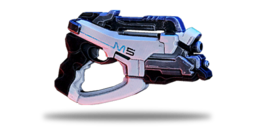 ME3 Phalanx Heavy Pistol OR