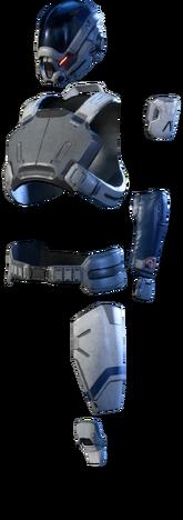 MEA Initiative Armor Set