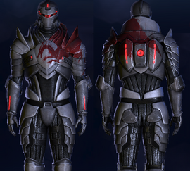 ME3 Blood Dragon Armor