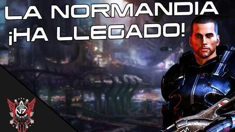 Presentación del canal - La Normandía, vuestro canal de Mass Effect