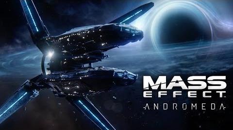 Andromeda Initiative Pathfinder Team Briefing - Mass Effect Andromeda