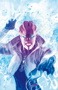 Invasion Issue Two cover
