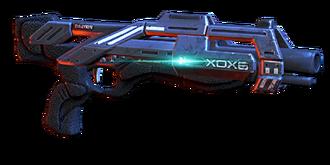 ME3 Katana Shotgun OR