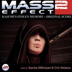 Okładka minialbumu <i>Kasumi's Stolen Memory</i>