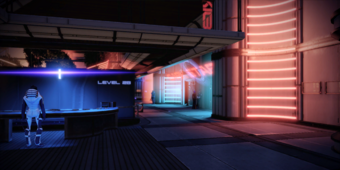 ME2 hub - citadel