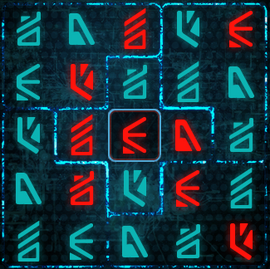 Puzzle voeld sw monolith