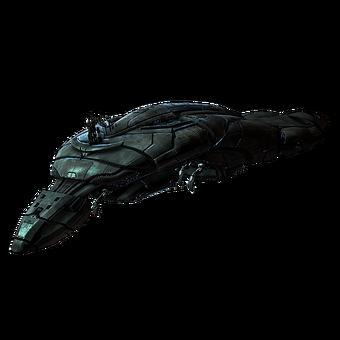 Galaxy Map - Geth Dreadnought