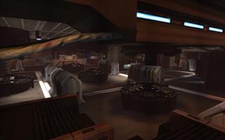 Colony of Dead science facility interior