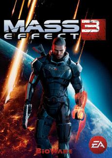 Mass Effect 3 Cover