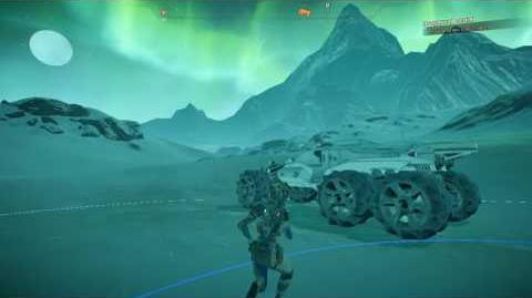Mass Effect Andromeda 2017 часть 35.1 Задание Утерянная песня на планете Воелд