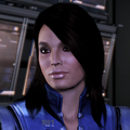 Ashley ME3 Character Shot