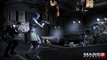 ME3 DLC Левиафан 3