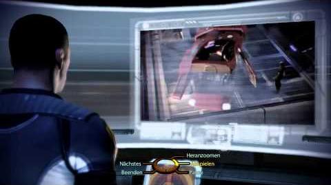 Mass Effect 2, Samara und das Shadow Broker Video