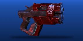ME3 Bloodpack Pistol