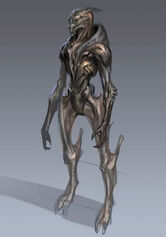 Turian without armor