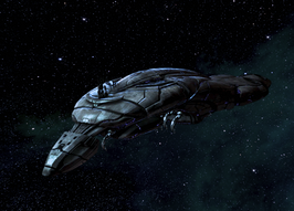 Geth Dreadnought (ME3)