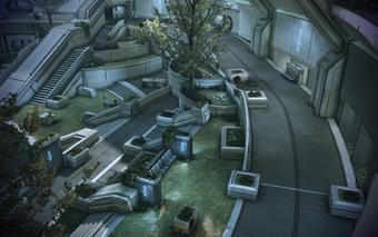 Grissom academy atrium layout 1