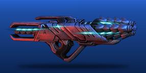ME3 Adas Sniper Rifle